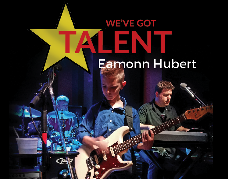 eamonn hurbert we've got talent