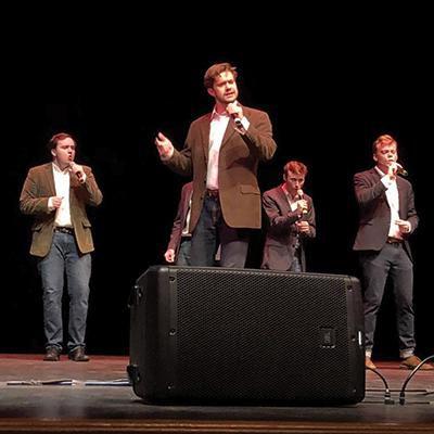 We've Got Talent – The Binghamton Crosbys