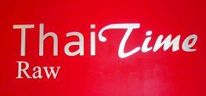thai time restaurant logo