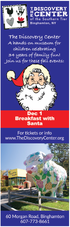 discovery zone breakfast with santa