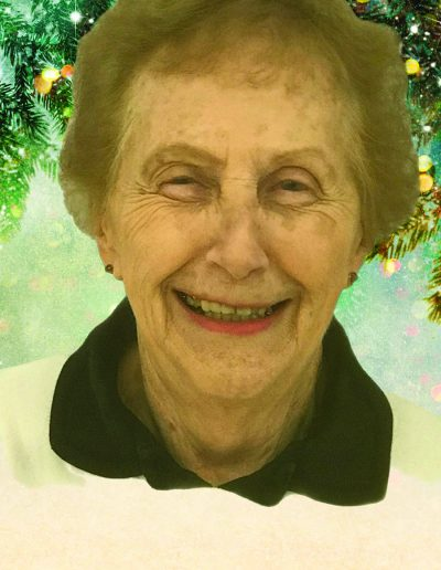 Dorothy Sargent | UE 1955 |  Nurses Aide