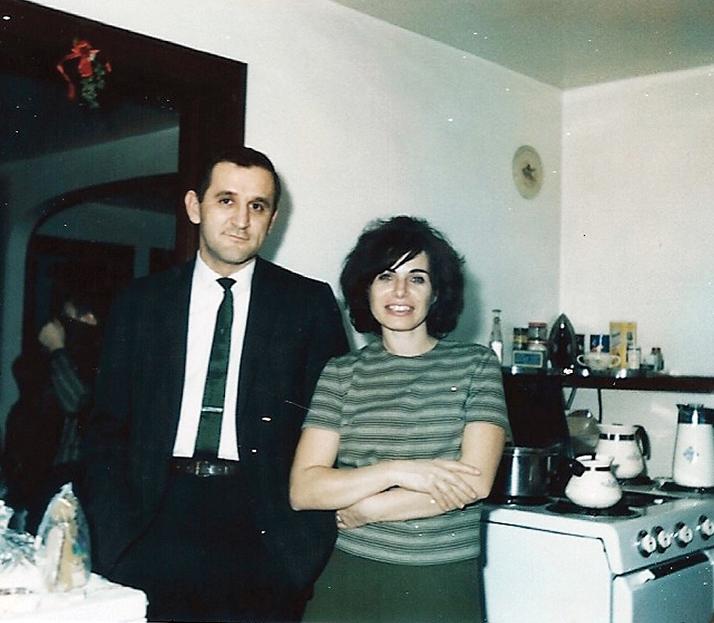 I AM Binghamton John and Louise Vallone
