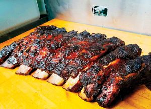ribs at the belaire in endicott