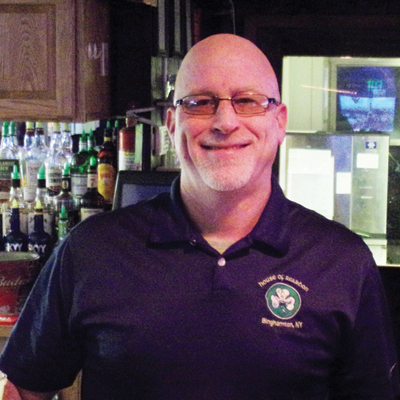 Bartender of the Month Rick Koritkowski
