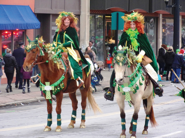 2019 April St. Patrick Parade