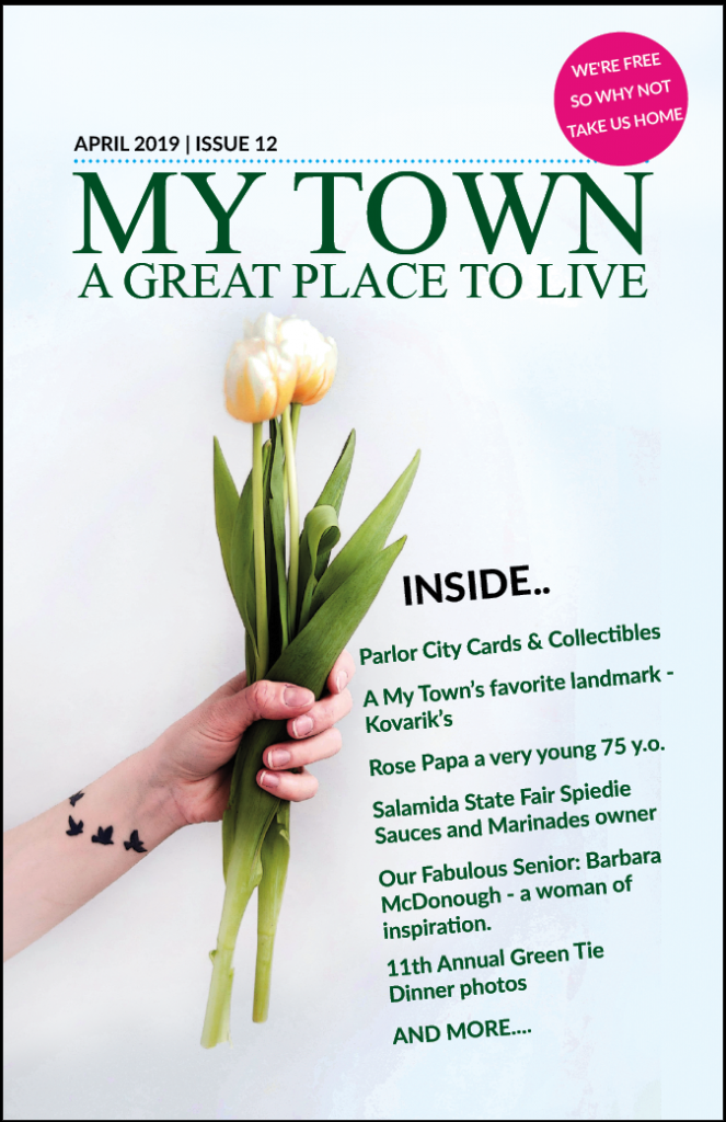 april 2019 my town magazine