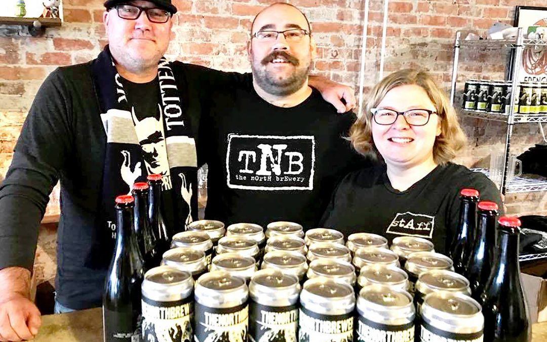 Meet August's Neighbor – Zach Pedley North Brewery Endicott