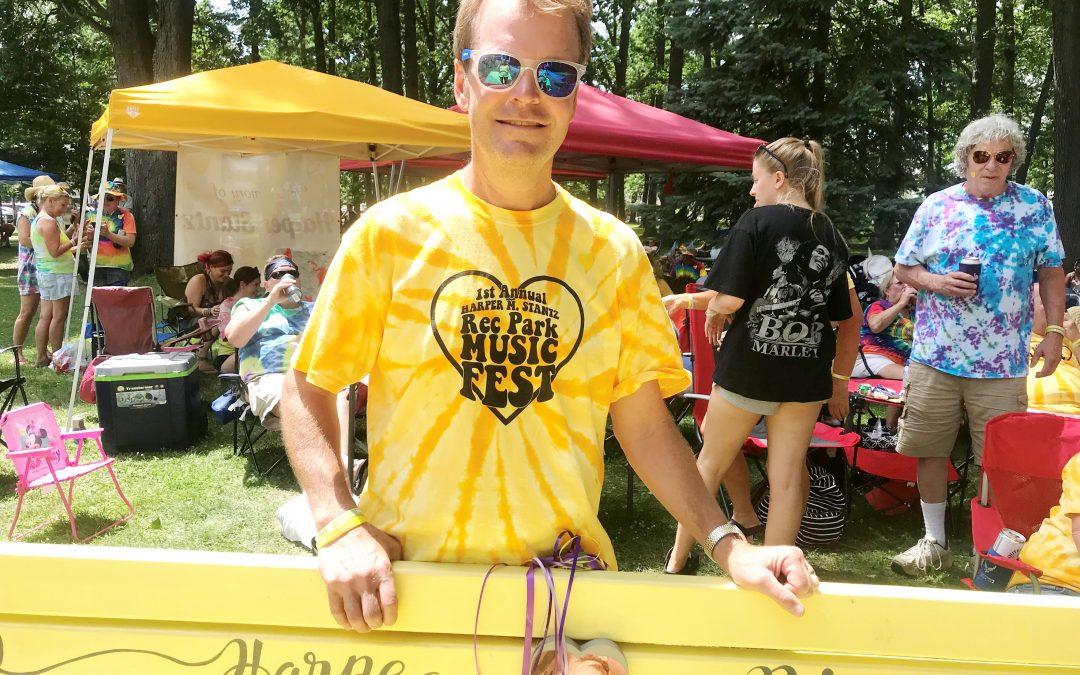 1st Annual Harper M. Stantz Rec Park Music Fest