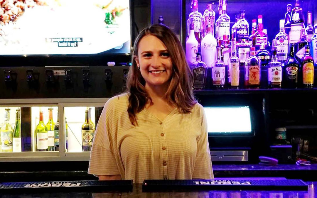 Sarah Walck – Bartender of the Month