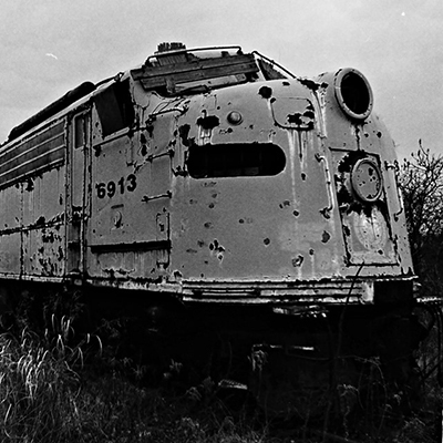 We've Got Talent Ghost Train 6913- by Randy Gumaer