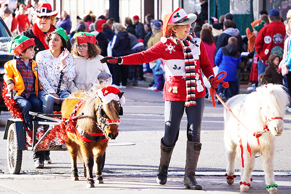 Downtown Holiday Parade