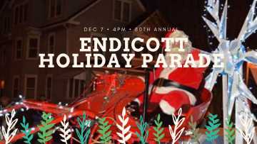 endicott holiday parade ad