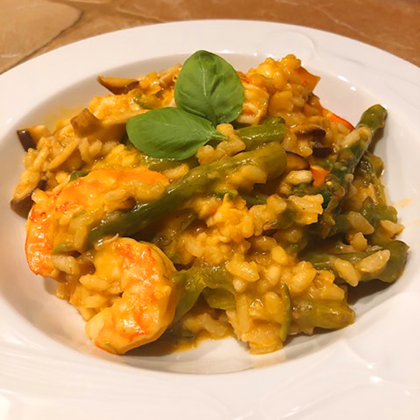 neighborhood chef risotto