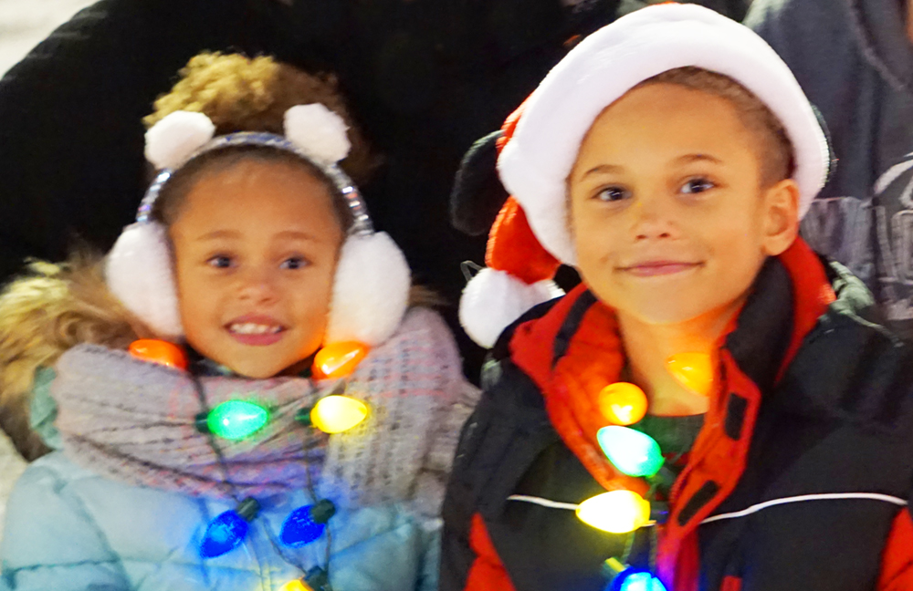 Photo of the Month: A Night At The Endicott Holiday Parade